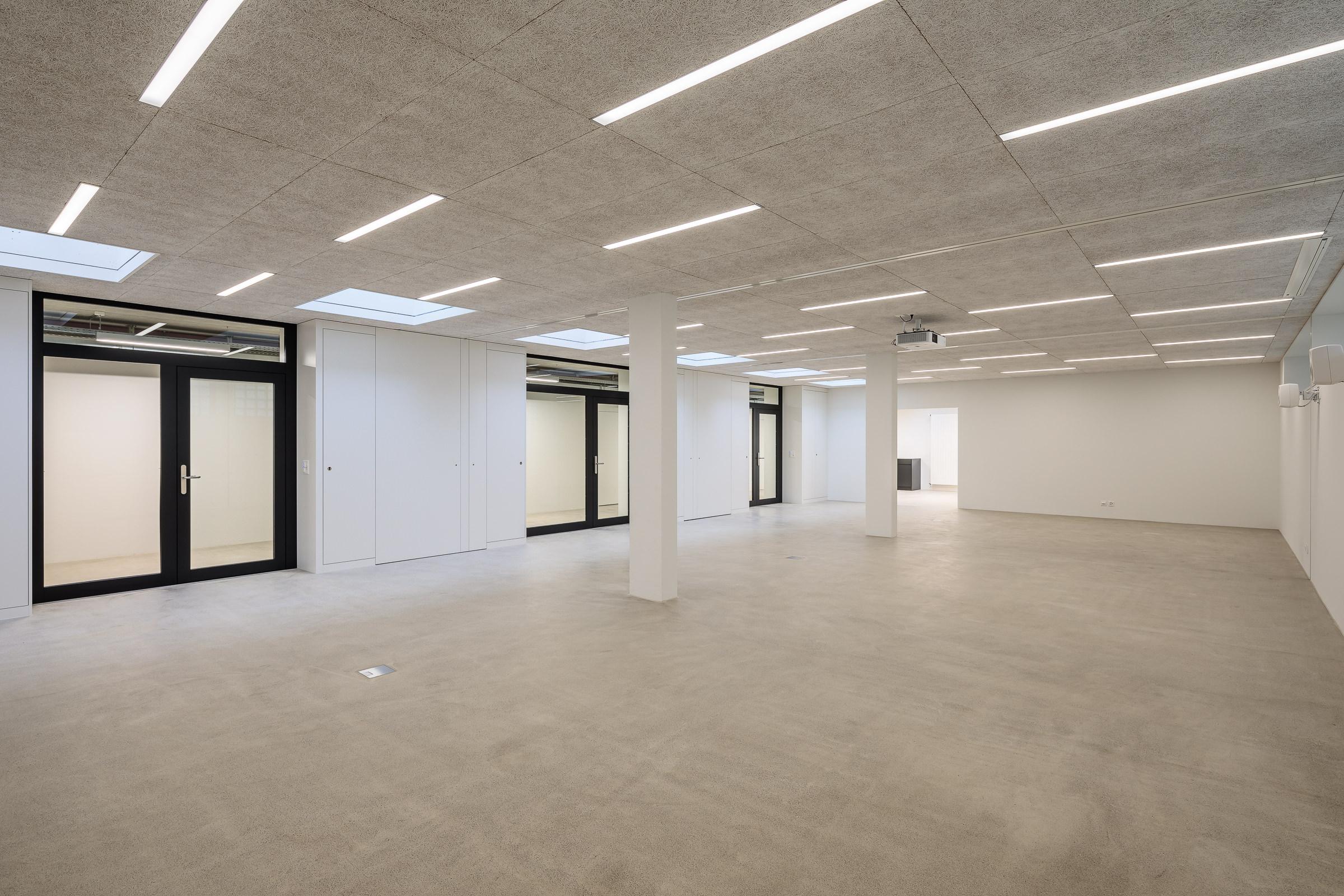 buan-architekten-umbau büroräume unterlachenstrasse ig arbeit-luzern-grossraum