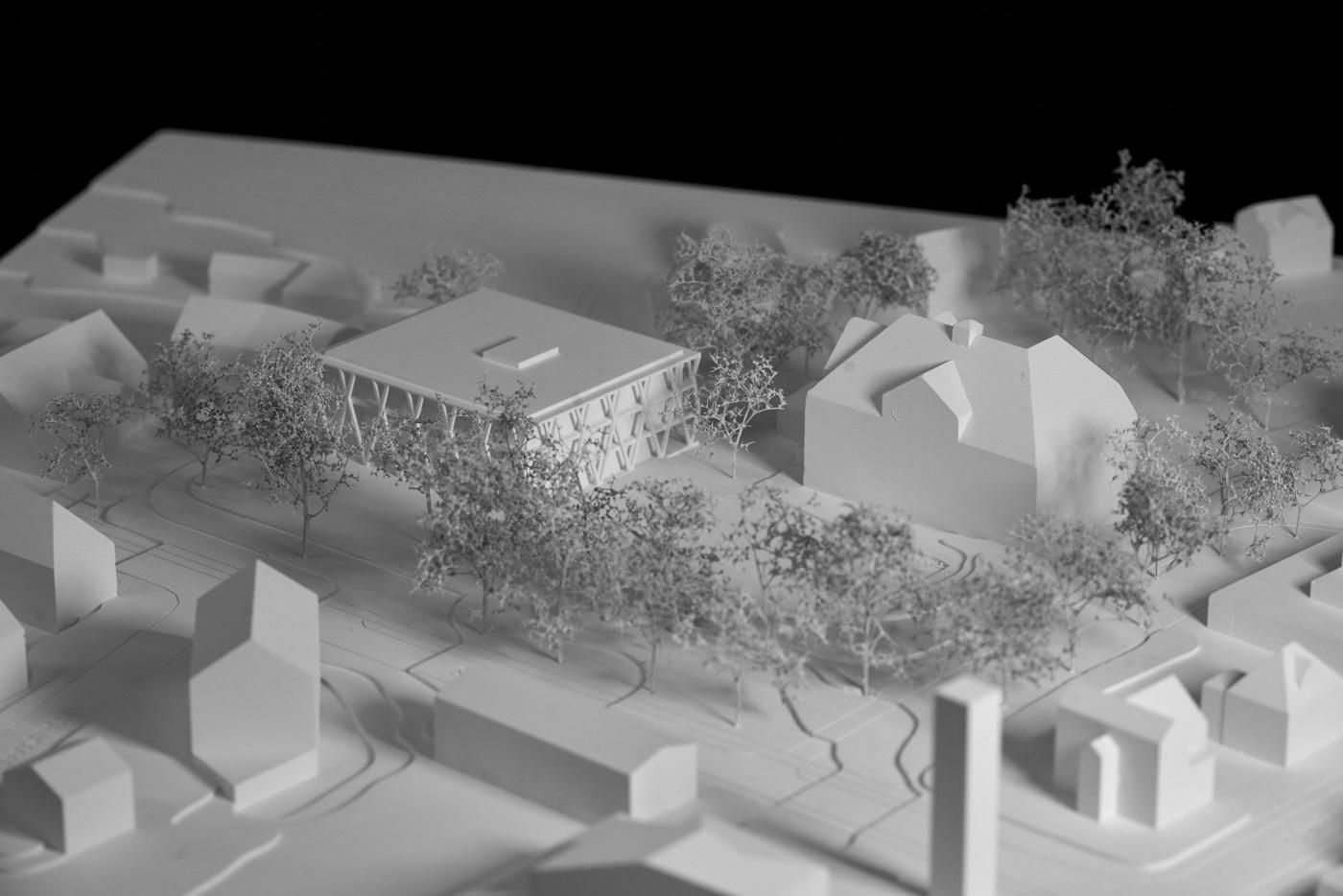 buan-architekten-ersatzneubau schulhaus zentrum-diessenhofen-modell-1