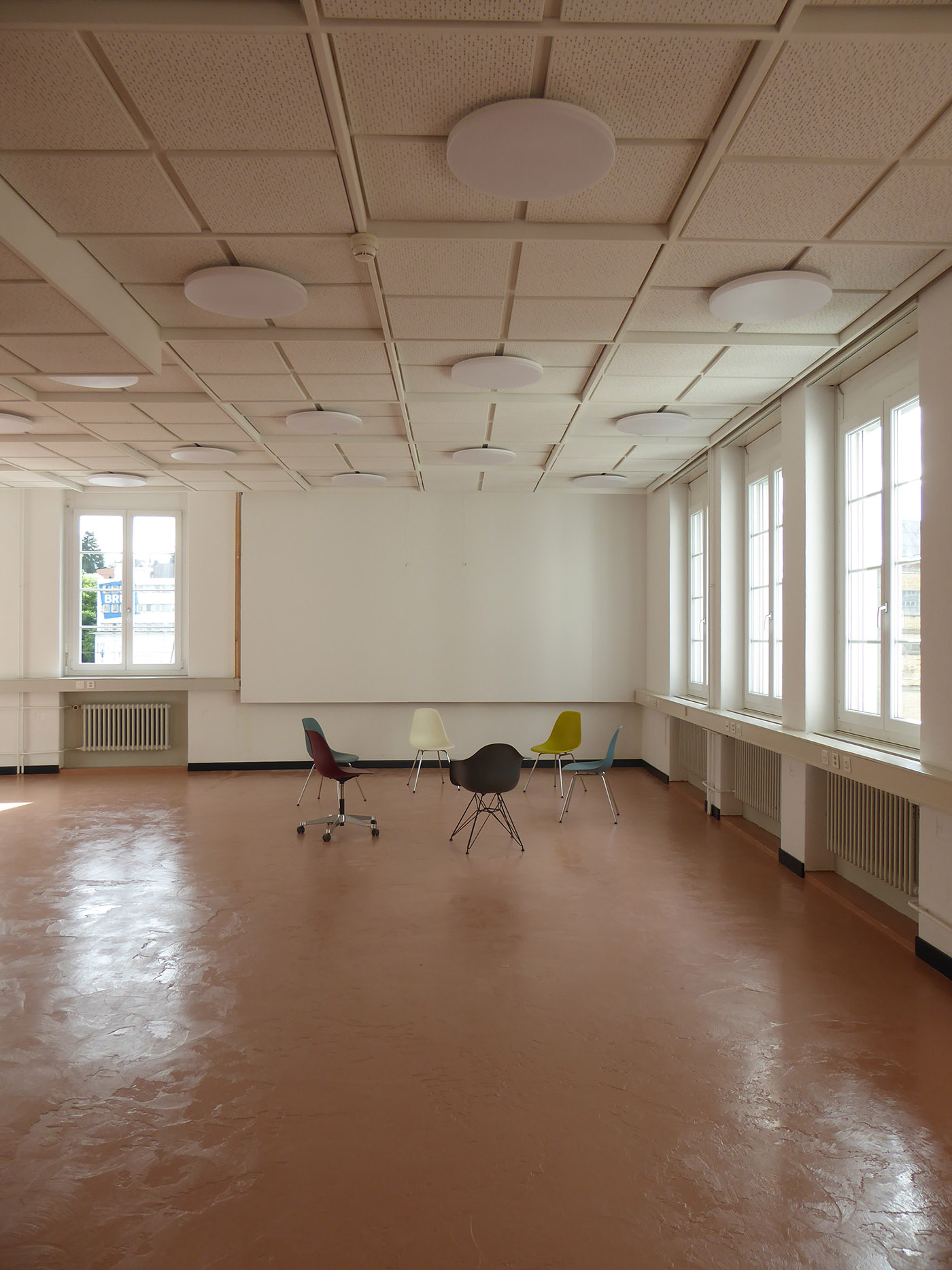 buan architekten – Umbau Büro Viscosistadt– Fertigstellung 2