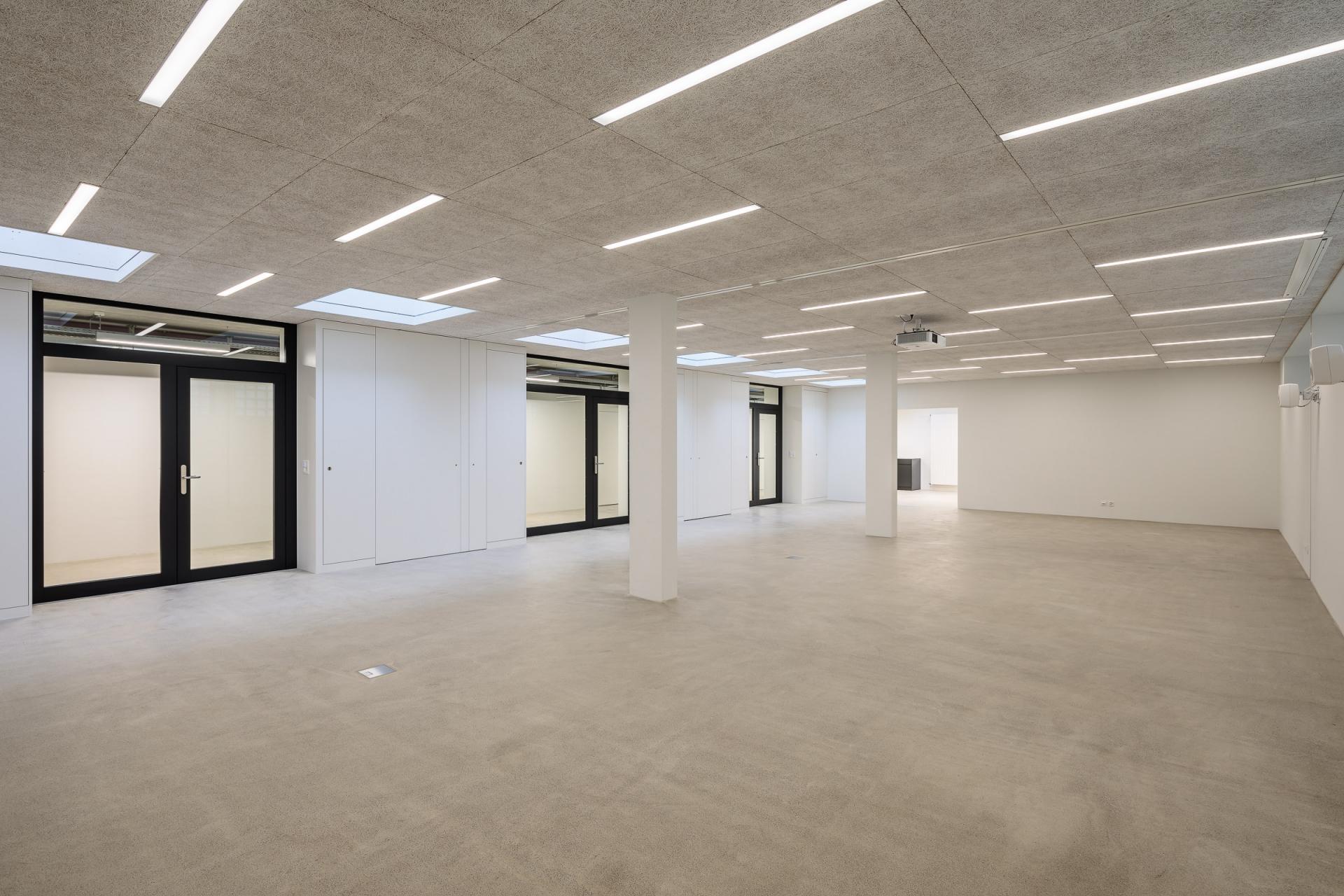 buan-architekten-umbau bueroraeume unterlachenstrasse ig arbeit-luzern-grossraum