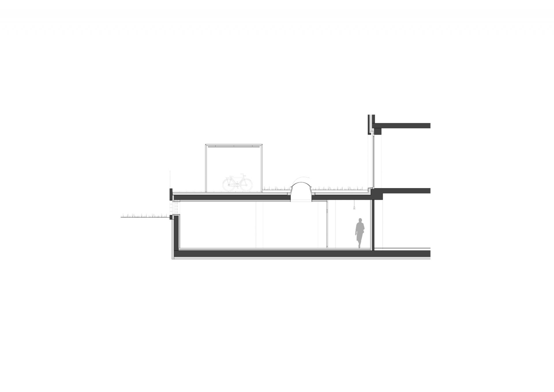 buan-architekten-umbau bueroraeume unterlachenstrasse-querschnitt