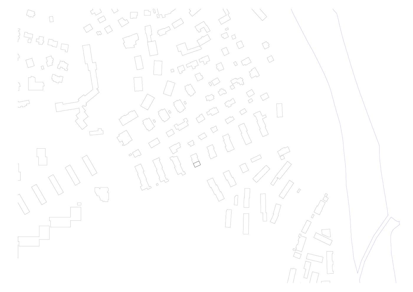 buan-architekten-umbau waldstrasse-luzern-schwarzplan
